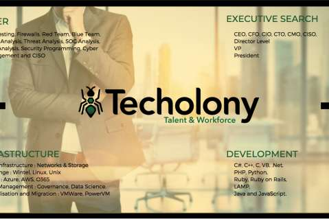 Introducing Techolony Talent and Workforce services