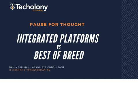 Integrated Platforms vs Best of Breed