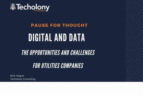 Digital and Data: The Challenges and Opportunities for Utilities